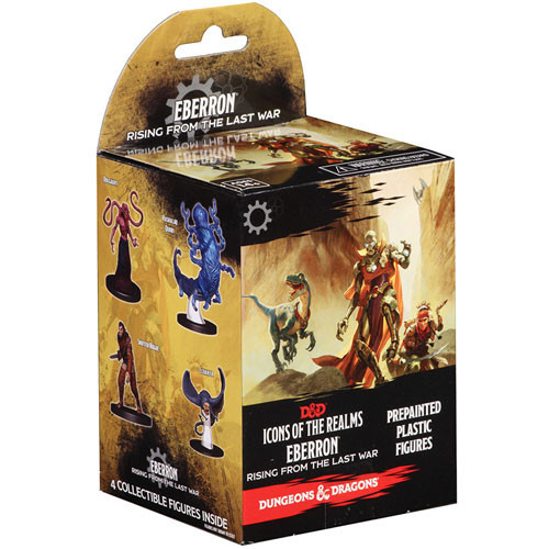 Dungeons and Dragons Eberron: Rising from the Last War Booster Pack image