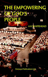 The Empowering Of God's People by Anthony, Keith Whitehead image