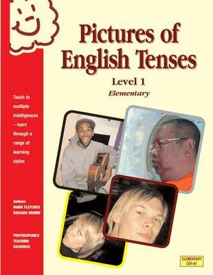 Pictures of English Tenses: Level 1 by Richard G.A. Munns image