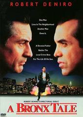 Bronx Tale, A on DVD