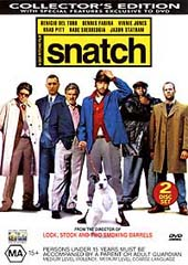 Snatch Collectors Edition on DVD