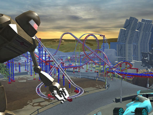 Thrillville for Xbox image