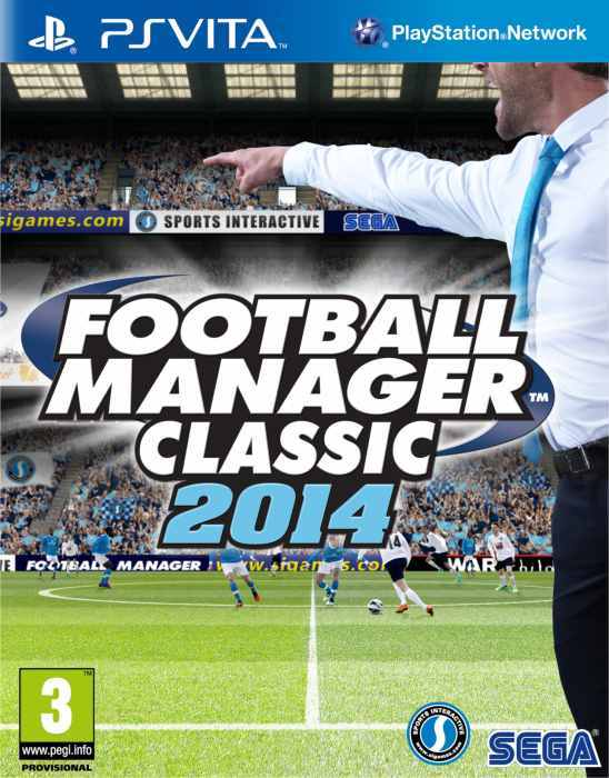 Football Manager Classic 2014 for Vita image