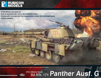 Rubicon 1/56 Panther Ausf G