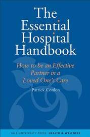 The Essential Hospital Handbook by Patrick Conlon image