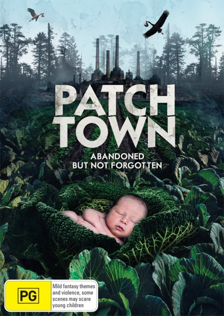 Patch Town on DVD
