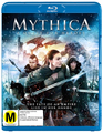 Mythica: A Quest for Heroes on Blu-ray