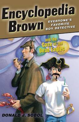 Encyclopedia Brown and the Case of the Dead Eagles image