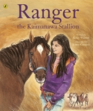 Ranger the Kaimanawa Stallion by Kelly Wilson