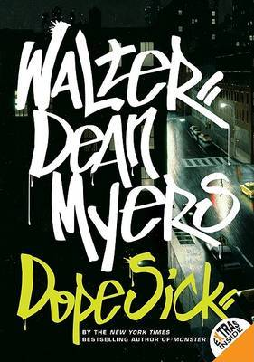 Dope Sick by Walter Dean Myers image
