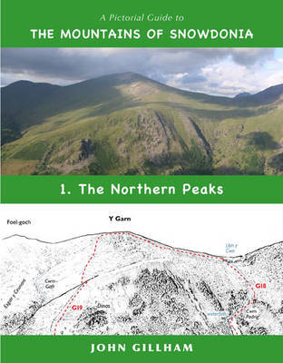 A Pictorial Guide to the Mountains of Snowdonia 1 image