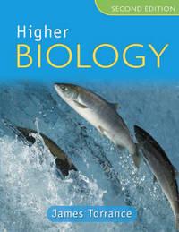 Higher Biology by James Torrance image