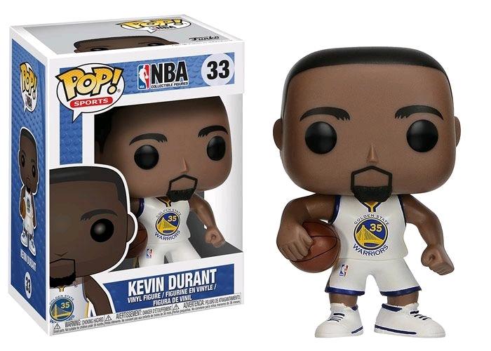 NBA - Kevin Durant Pop! Vinyl Figure image