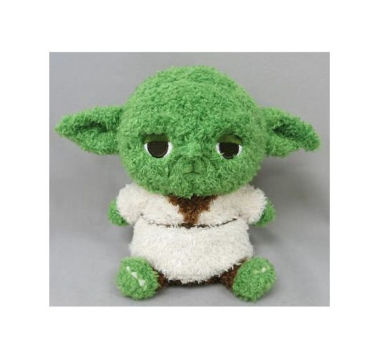 Star Wars: Poff Moff Plush - Yoda