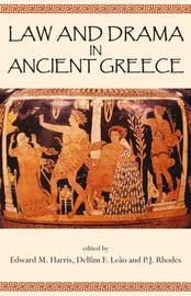 Law and Drama in Ancient Greece image
