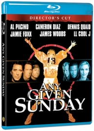 Any Given Sunday on Blu-ray