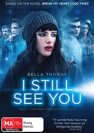 I Still See You on DVD