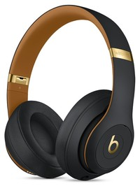 Beats: Studio3 Wireless Over-Ear Headphones- with Pure Active Noise Cancellation - Midnight Black Special Edition