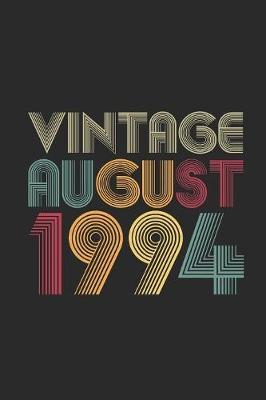 Vintage August 1994 by Vintage Publishing image