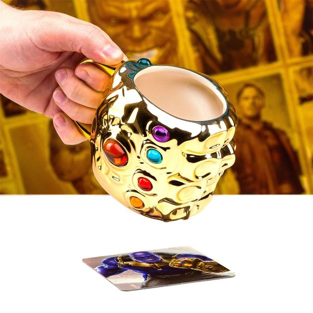 Marvel: Infinity Gauntlet - Shaped Mug