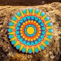 Waboba: Wingman Foldable Frisbee - Colour Wheel