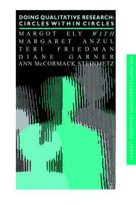 Doing Qualitative Research by Margaret Anzul image