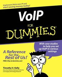 VoIP For Dummies by Timothy V Kelly