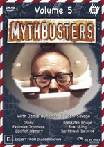 Mythbusters - Vol. 5 on DVD