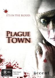 Plague Town on DVD