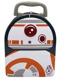 Star Wars: Arch Carry All Tin Lunch Box - BB-8