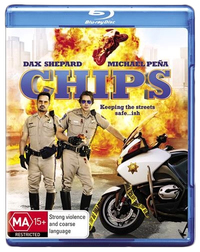 CHiPS on Blu-ray