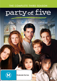 Party of Five - The Complete Third Season on DVD