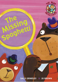 The Missing Spaghetti by Sally Grindley image