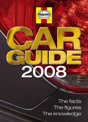 Haynes Car Guide by Henri Stolwijk image