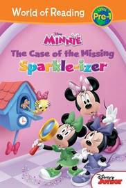 Minnie: The Case of the Missing Sparkle-Izer by Bill Scollon