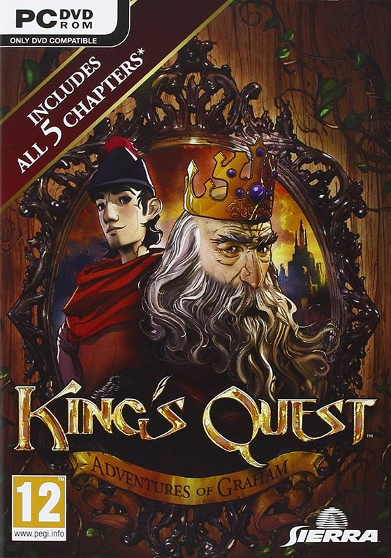 King's Quest Collection for PC Games
