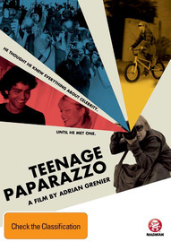 Teenage Paparazzo on DVD image
