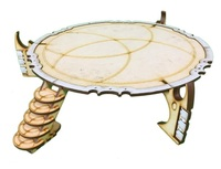 TTCombat: Tabletop Scenics - Space Elf Landing Pad