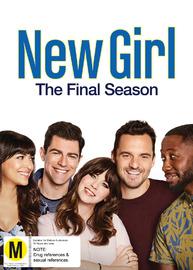 New Girl: Season 7 on DVD