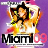 Azuli Presents Miami 2009 (Unmixed) (2CD) by Various Artists