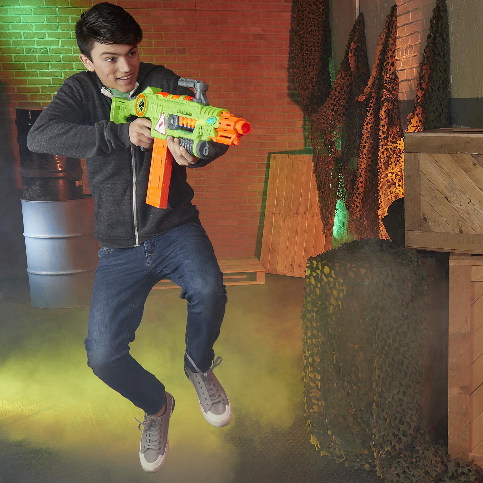 Nerf: Zombiestrike - Revoltinator Blaster image