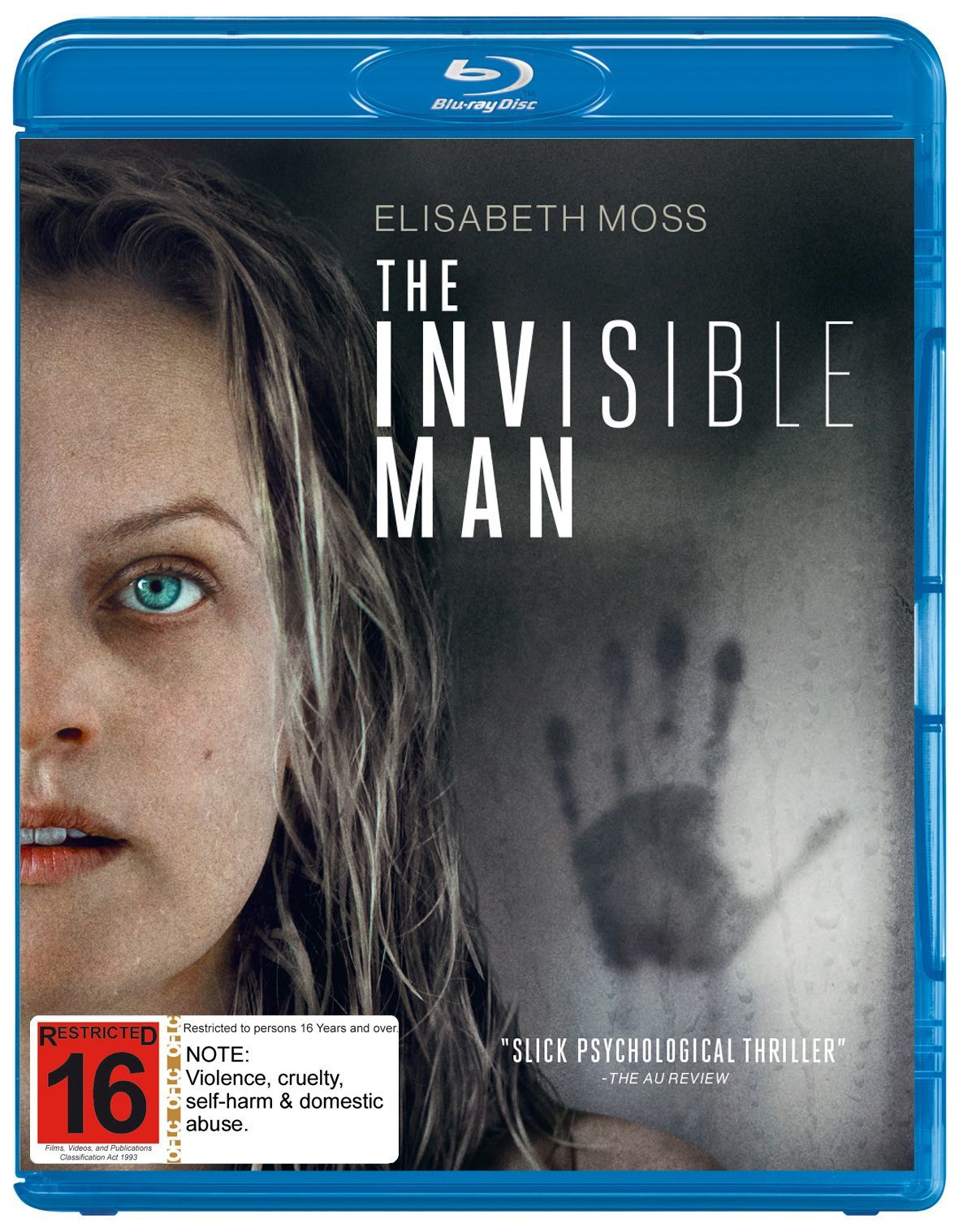 The Invisible Man on Blu-ray image