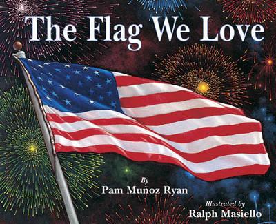 The Flag We Love by Pam Munoz Ryan image