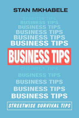 Business Tips by Stan Mkhabele image