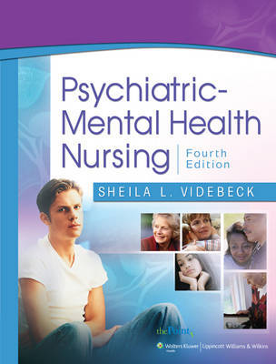 Psychiatric-mental Health Nursing: WITH Lippincott's Manual of Psychiatric Nursing Care Plans by Judith M. Schultz image