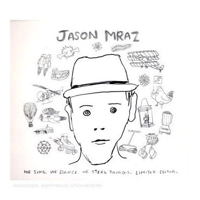 We Sing, We Dance, We Steal Things - Limited Edition by Jason Mraz image