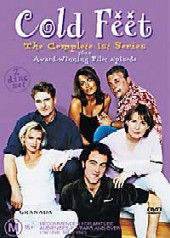 Cold Feet - Complete Series 1 on DVD