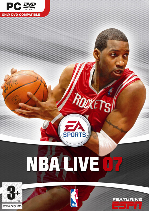 NBA Live 07 for PC Games