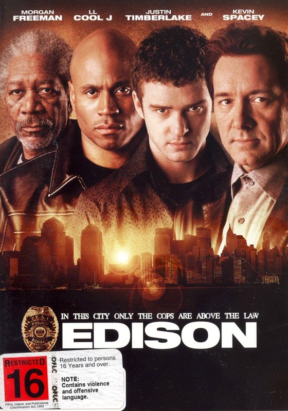 Edison on DVD