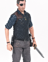 """The Walking Dead """"The Governor"""" Action Figure - TV Series 4"""